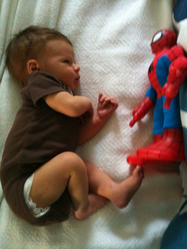 charlie spiderman